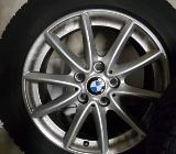 BMW 2er Grand Touran winterreifen, mit original BMW Alufelgen - Gronau (Westfalen)