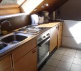 Sonderpreis zeitvermietung Wohnung 40 qm möbiliert in Muenster - Münster