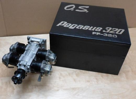 OS Pegasus FF 320 Neu in OVP