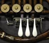 Hans Hoyer 801 V - L Doppelhorn Vintage mit Wasserklappe Neuware - Hagenburg