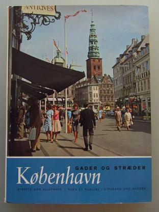 København: Gader og stræder (4-sprachig, 1965)