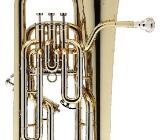 Besson - Euphonium in Bb mit 3 + 1 Ventilen. Neuware mit Koffer - Hagenburg