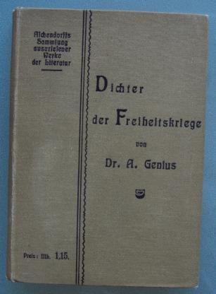 Dichter der Freiheitskriege (1904)