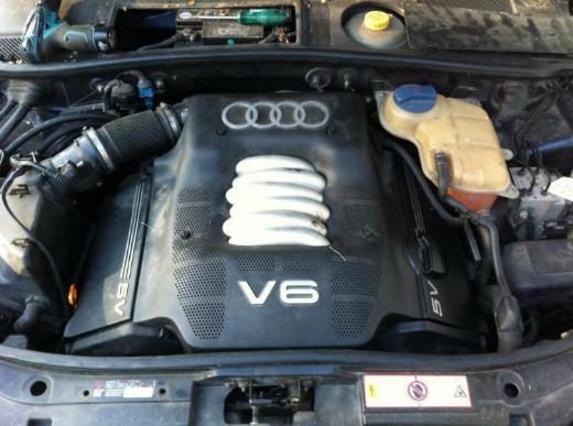 Audi A4 (8D2 8D5, B5) 2,4 V6 Benzin Motor ALF 165 PS 1 Jahr Garantie