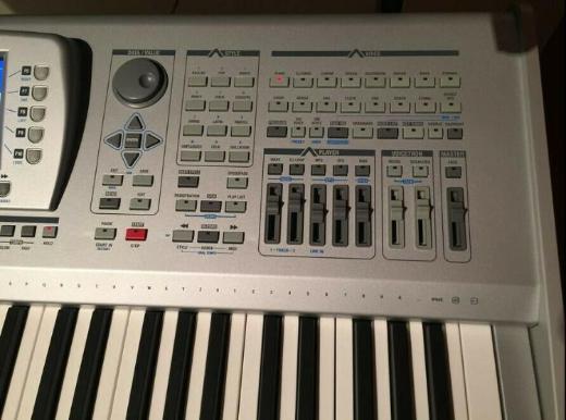 Ketron Audya 5 Keyboard - Berlin
