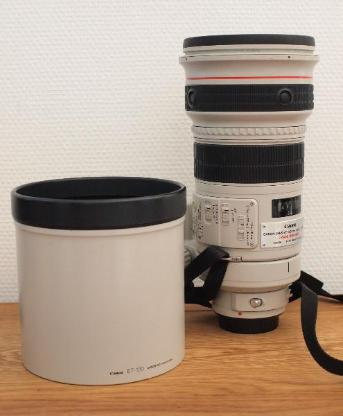 Canon EF 300mm 1:2.8 F/2.8 L IS USM