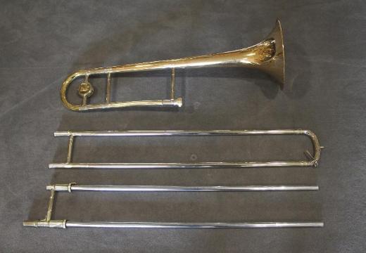 King-4b-posaune - Musikinstrumente und Zubehör von privat