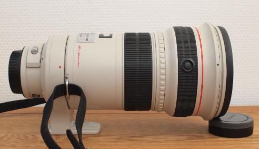 Canon EF 300mm 1:2.8 F/2.8 L IS USM - Worms