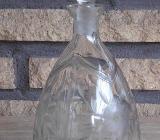Alte Glas - Likörkaraffe von meiner Oma - Metelen