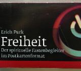 Purk: Freiheit. Spiritueller Fastenbegleiter in Postkartenformat - Münster