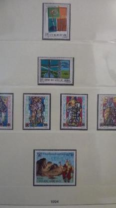 Briefmarkensammlung - Ahlen