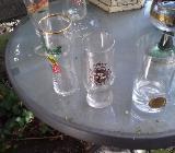 Diverse Gläser - Warendorf