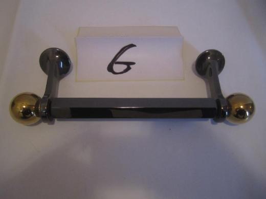 2 verschiedene Haustürgriffe +Platte Sprechanlage - Emsdetten