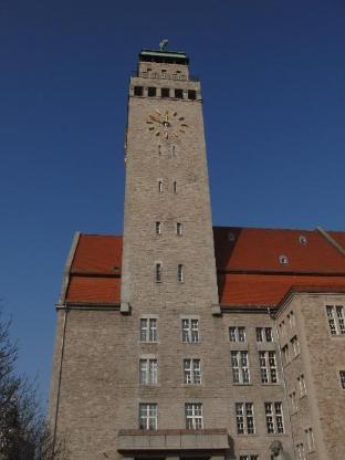 Rathaus(turm)führung Neukölln mit Reinhold Steinle - Berlin Neukölln