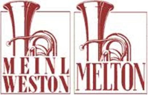 Melton MWK34-L Meisterwerk Kaiserbariton, Goldmessing, NEUWARE - Hagenburg