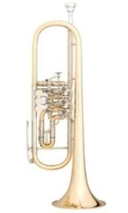 Meister J. Scherzer Konzert - Trompete, Ref. 8228 L, Neuware - Hagenburg