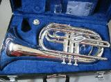 Weite Yamaha Basstrompete in Bb. Mod. YBH 301 MS inkl. Koffer