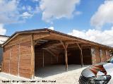 Aussenboxen, Pferdestall, Pferdeboxen, Offenställe, Weidehütten, Unterstand