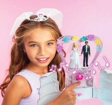 Barbie Hochzeitstorte Neu und Originalverpackt