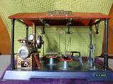 Wilesco Dampfwerkstatt+Auto