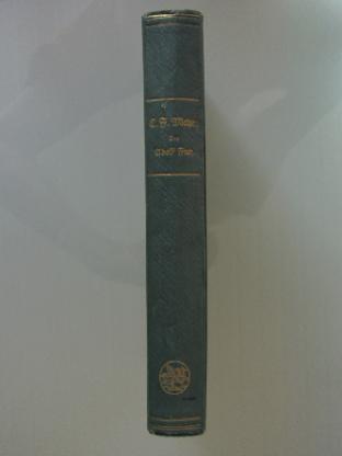 A. Frey: Conrad Ferdinand Meyer (1919) - Münster