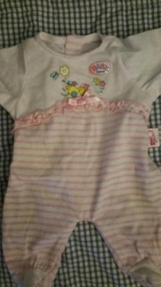 Verschiedene Baby born Kleidung - Neuenkirchen (Kreis Steinfurt)