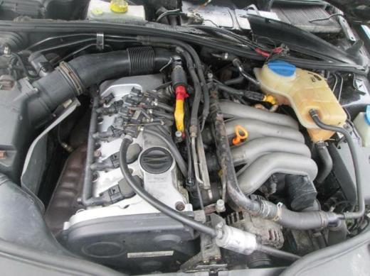 Audi A4 Cabriolet 2,0 Benzin Motor ALT 130 PS 1 Jahr Garantie - Gronau (Westfalen)