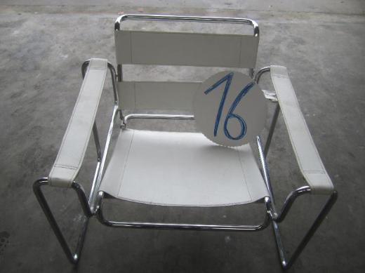 2 Stühle Nachbau : Bauhausstil