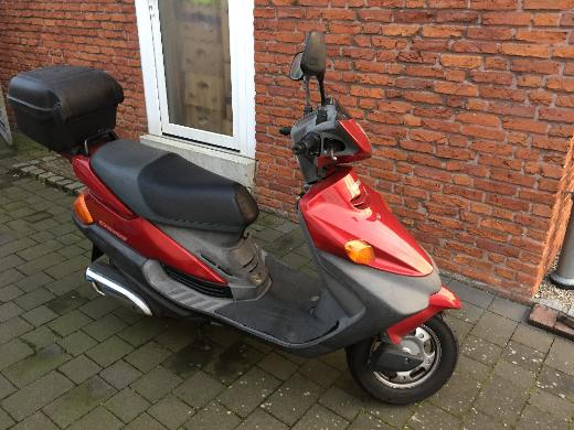 Motorroller Yamaha Cygnus 125