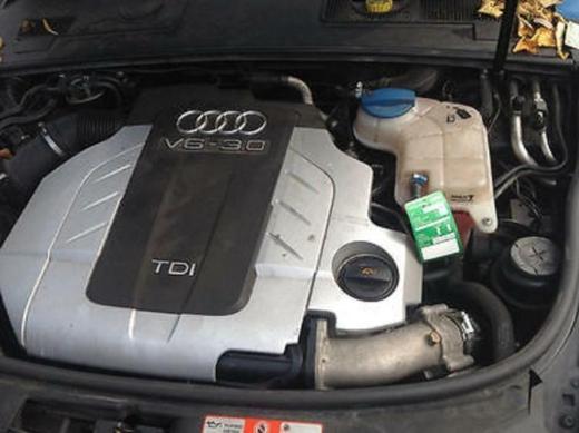 Audi A4 A6 A8 3,0 TDI komplett Motor ASB 128.000 KM 1 Jahr Garantie - Gronau (Westfalen)