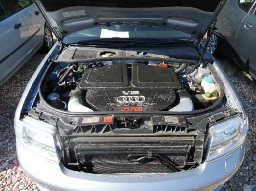 Audi A6 (4B C5) RS6 4,2 V8 Motor BCY 450 PS Benzin 1 Jahr Garantie - Gronau (Westfalen)