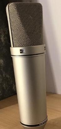 Neumann U87 AI Mikrofone - Berlin