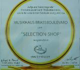 B & S 3042 Goldmessing Bariton inkl. Koffer, Neuware - Hagenburg