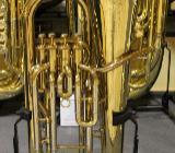 Yamaha Euphonium 4 Ventile, Mod. YEP 321 mit Koffer - Hagenburg