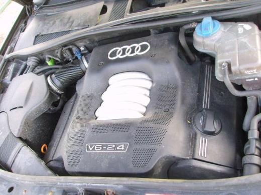 Audi A4 (8E2, 8E5, B6) 2,4 Benzin Motor BDV 170 PS 1 Jahr Garantie