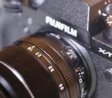 Fujifilm X-T2 Digital-Kamera Fuji 18-55mm 2.8-4 LM OIS XF Objektiv - Berlin