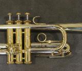 Musica Steyr Austria C - Trompete mit Koffer - Hagenburg