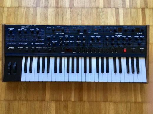 Dave Smith Instruments OB-6, 6-voice Analog Synthesizer