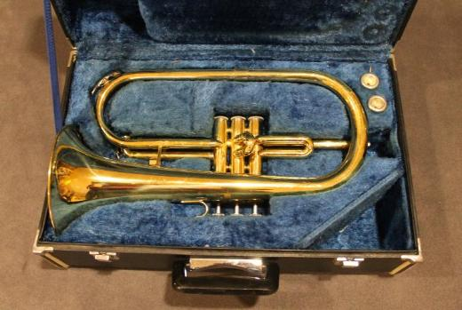 Yamaha Flügelhorn in B inkl. Originalkoffer - Hagenburg