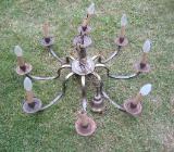 Lampe mit 8 Armen - Emsdetten