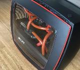 Gaming PC Intel i9-7900x X299 ITX NZXT EKWB 1070Ti SSD - Moers