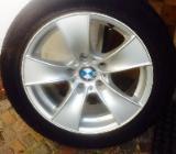 Winterreifen komplett, BMW 520 - Münster