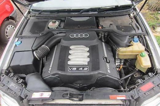 Audi A8/S8 (4D2 4D8) 4,2 quattro Motor AKH 340 PS Benzin 1 Jahr Garantie - Gronau (Westfalen)