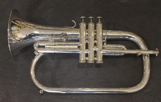 Orig. GETZEN U.S.A. Capri - Flügelhorn in B mit Trigger - Hagenburg
