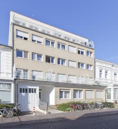 Neue 2 Zi-Fewo Norderney, zentral, ruhig, strandnah