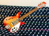 Rickenbacker 325 Fireglow Model 1996