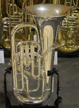 Besson New Standard Euphonium in Bb, 4 Ventile, versilbert inkl. Koffer, NEU