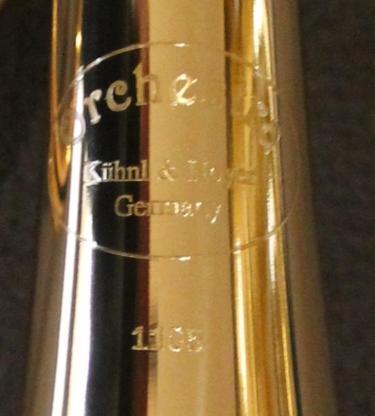 Kühnl & Hoyer Konzert - Trompete Orchestra, Neuware inkl. Koffer - Hagenburg
