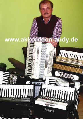 Akkordeonspieler für Ihre Feier. - Münster