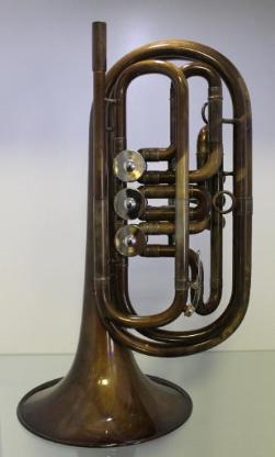 Melton 129 V Basstrompete in Bb, Vintage - Sonderanfertigung, Neu - Hagenburg